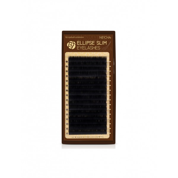 Ellipse Slim Eyelashes -Flat Classic Lash